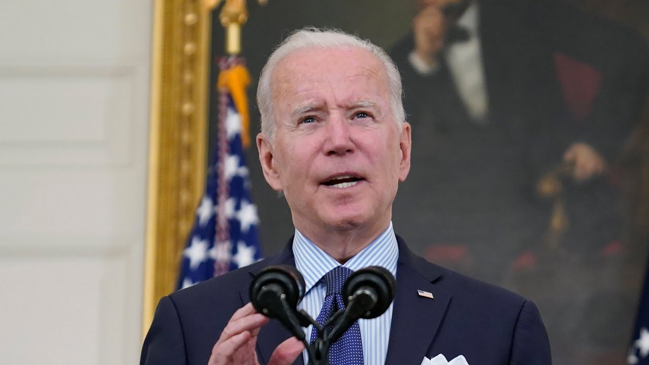 The U.S. making it easier for Americans to get vaccinated | Biden on COVID-19 3