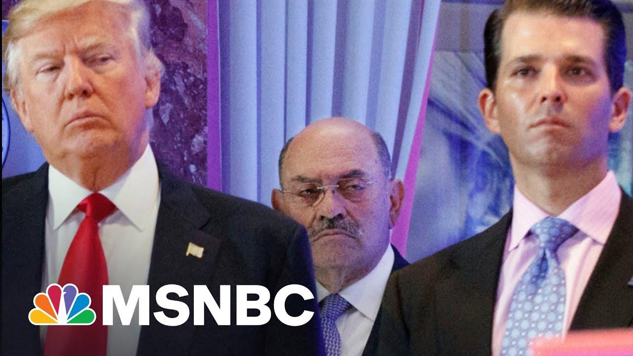 Will He Flip? Feds Target Trump Org. CFO Allen Weisselberg 7