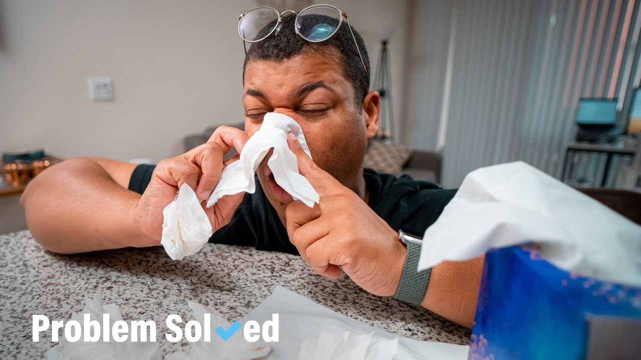 5 household fixes to help relieve seasonal allergies   Problem Solved 3