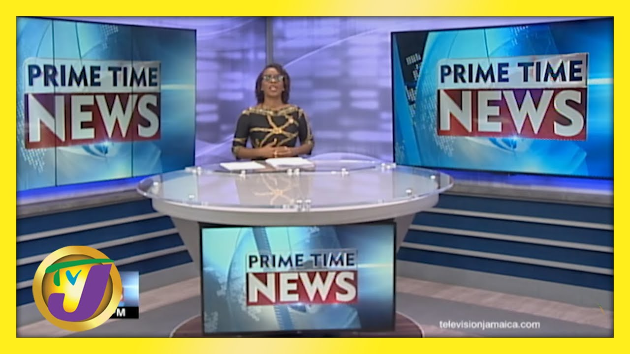 Jamaican News Headlines | TVJ News - May 21 2021 1