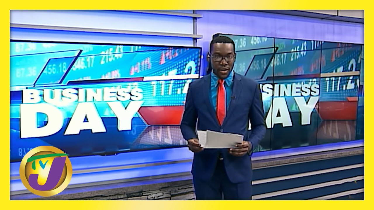 Jamaica Business Day | TVJ News - May 21 2021 1