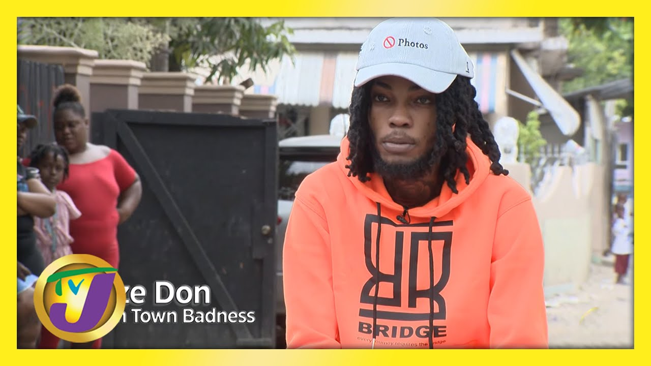 Roze Don   TVJ Entertainment Report Interview - May 21 2021 1