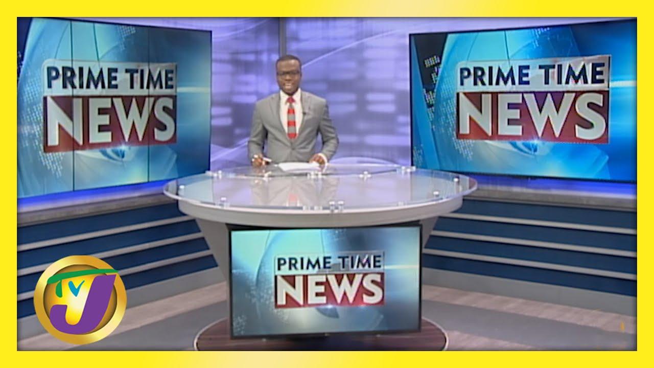 Jamaican News Headlines | TVJ News - May 22 2021 1