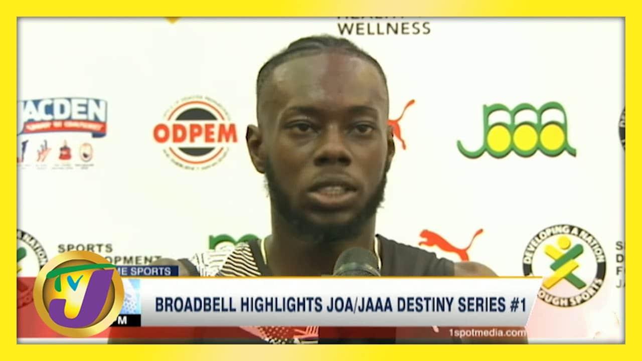 Broadbell Highlights JOA/JAAA Destiny Series Day 1 - May 22 2021 1