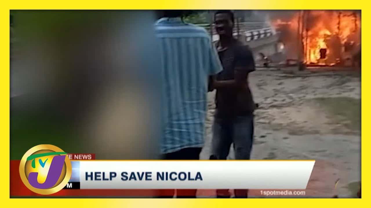 Help Save Nicola - Man Arrested | TVJ News - May 22 2021 1
