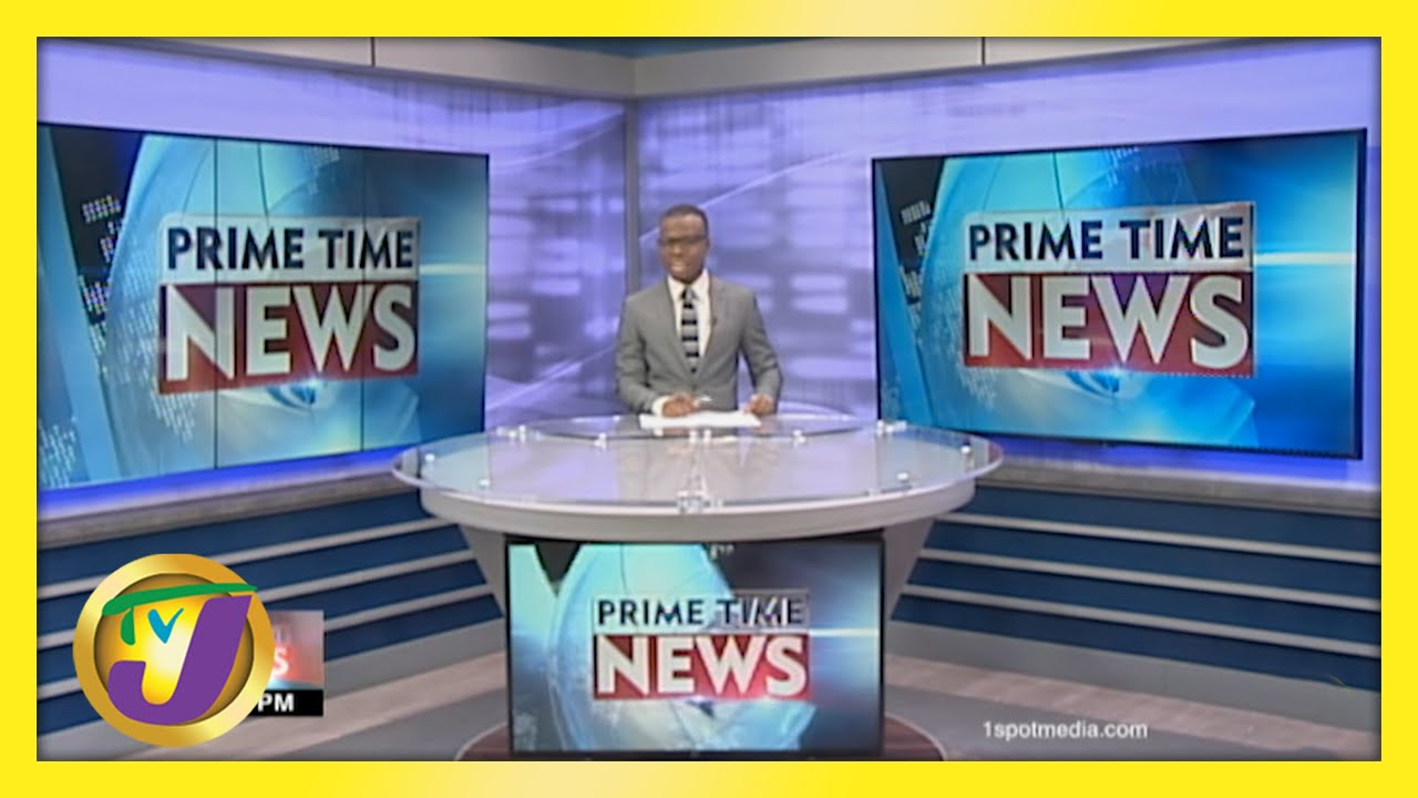 Jamaican News Headlines | TVJ News - May 2021 1