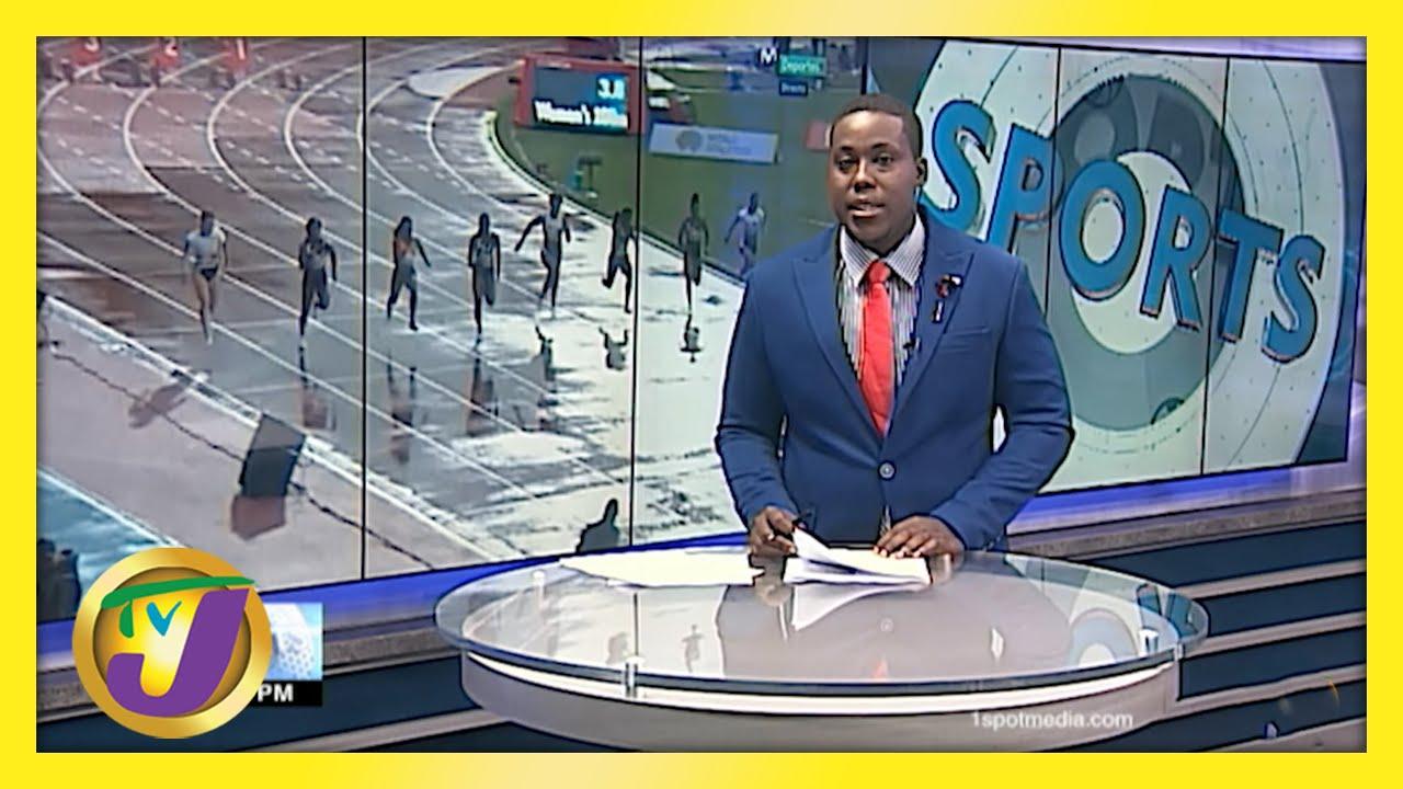 Diamond League Win for Jamaican Ricketts at Gateshead - May 23 2021 1