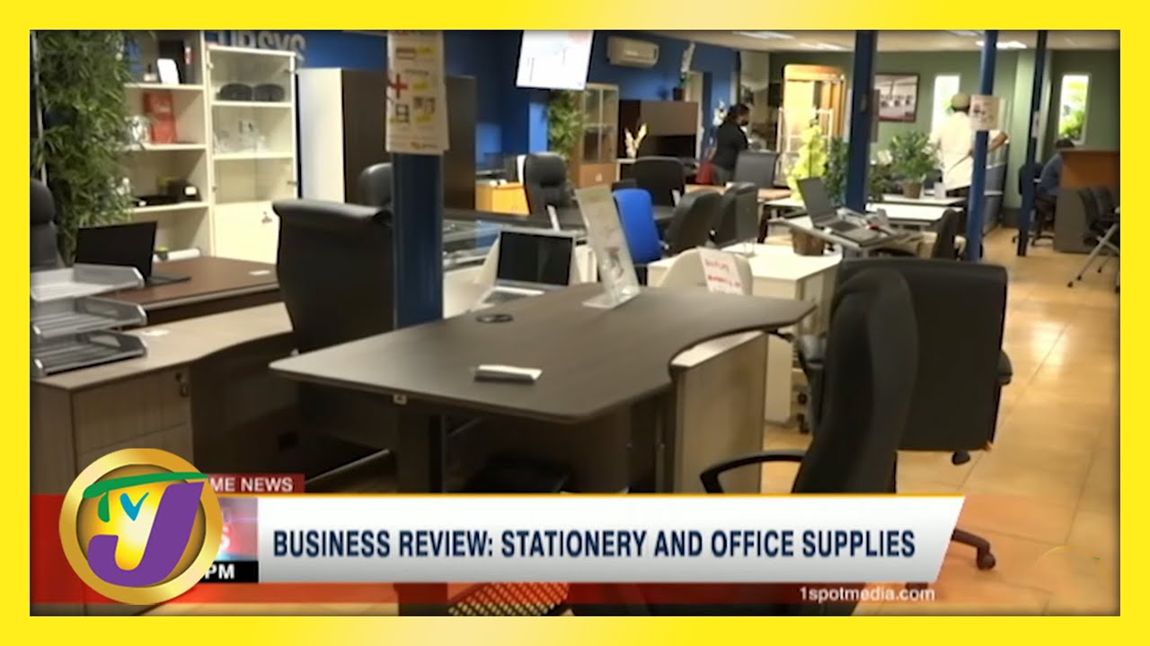 Jamaica's Business Review | Stationery & Office Supplies - May 23 2021 1