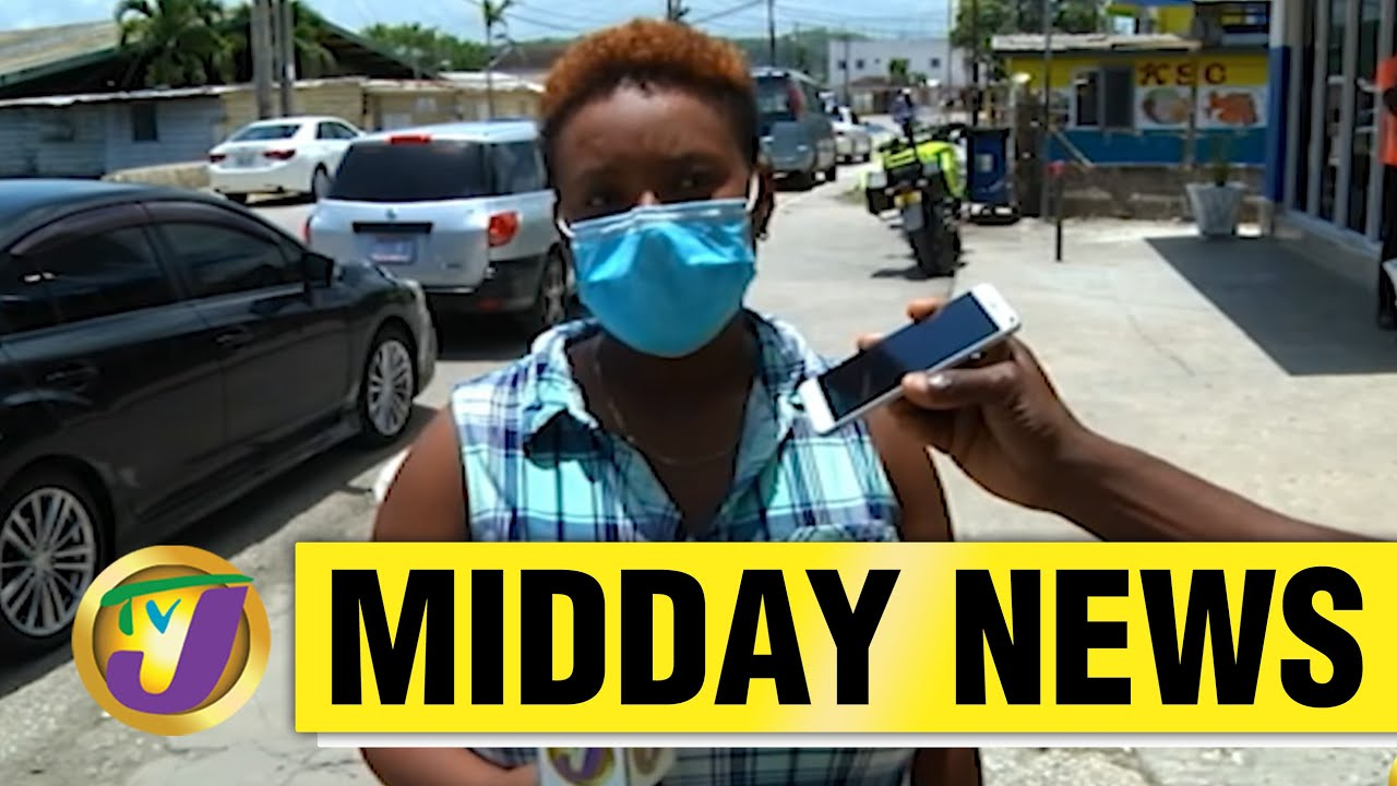 Jamaican Mother Seeks Justice for Daughter | PM Urges Rich Countries to Share Vaccines - May 25 2021 1