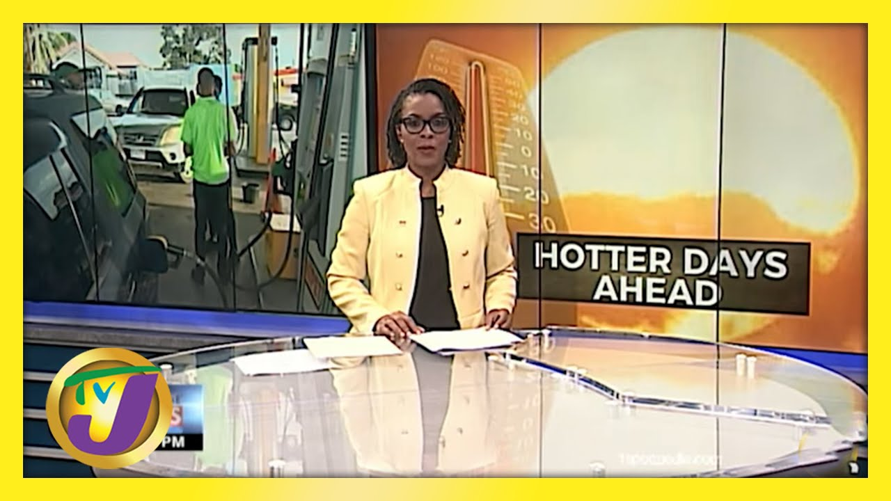 Global Warming | Hotter Days Ahead | TVJ News 1