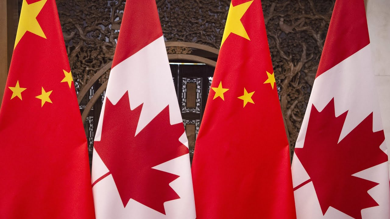 Alberta to universities: Stop sharing research with China 1