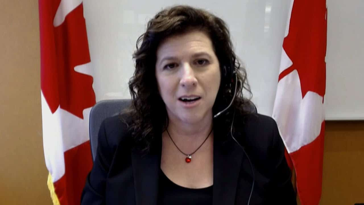Auditor general breaks down report on PHAC's COVID-19 preparedness | One-on-one with Karen Hogan 1