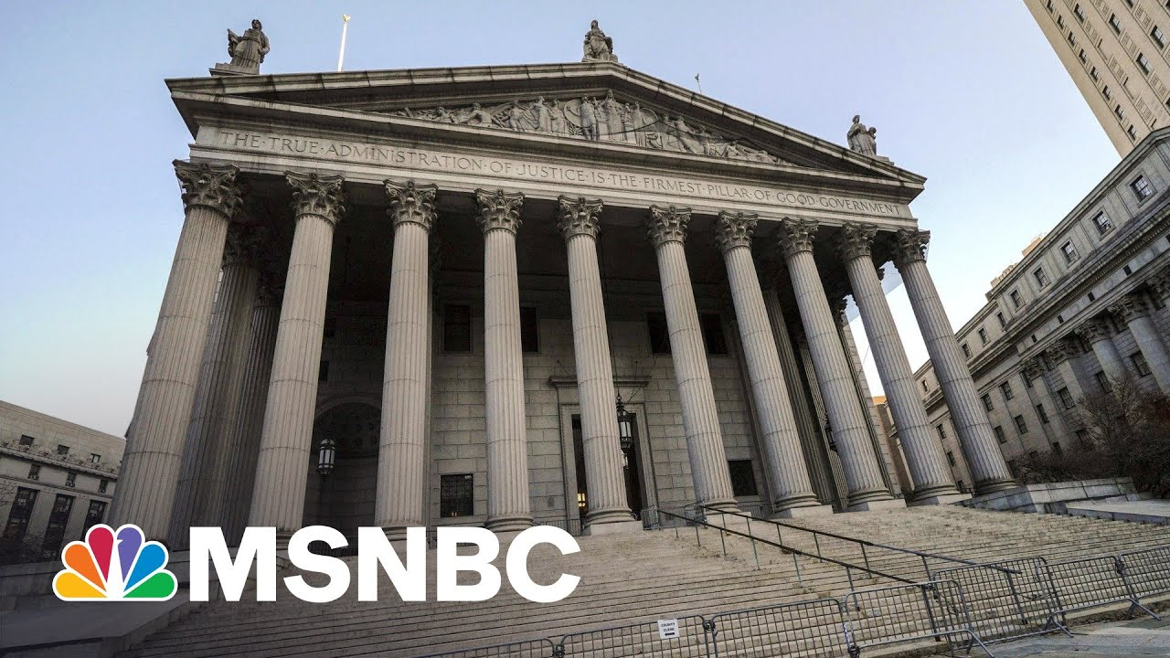 Maddow Explains: What Is A Special Grand Jury? | MSNBC 1