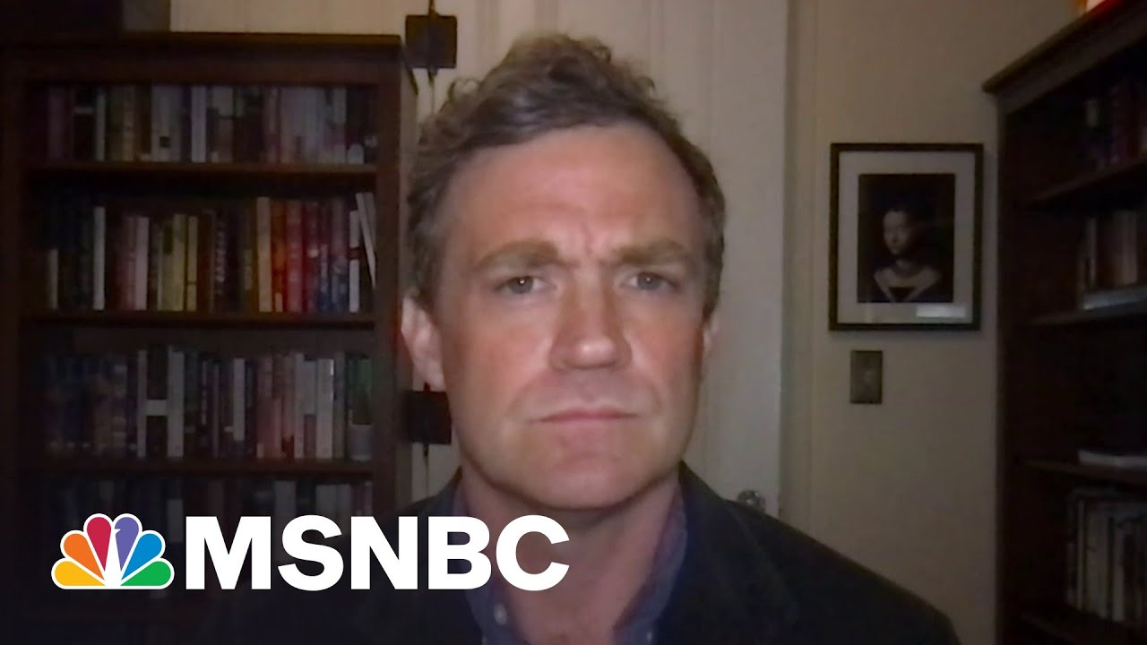Patrick Radden Keefe: The Story Of Purdue Pharma Is 'A Crime Story' | The Last Word | MSNBC 5