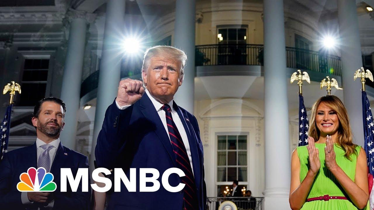 Trump 'No Longer Has Power To Pardon' To Protect Himself 5
