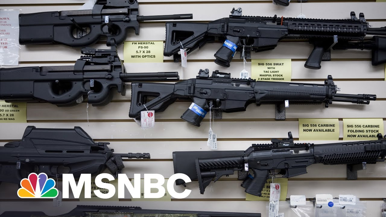 Texas' Gun Bill 'Would Be Laughable-Insane If It Wasn't So Dangerous' 1