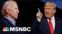 Trump Tries To Rebrand Biden's Legit 2020 Win As 'The Big Lie' | The 11th Hour | MSNBC 1