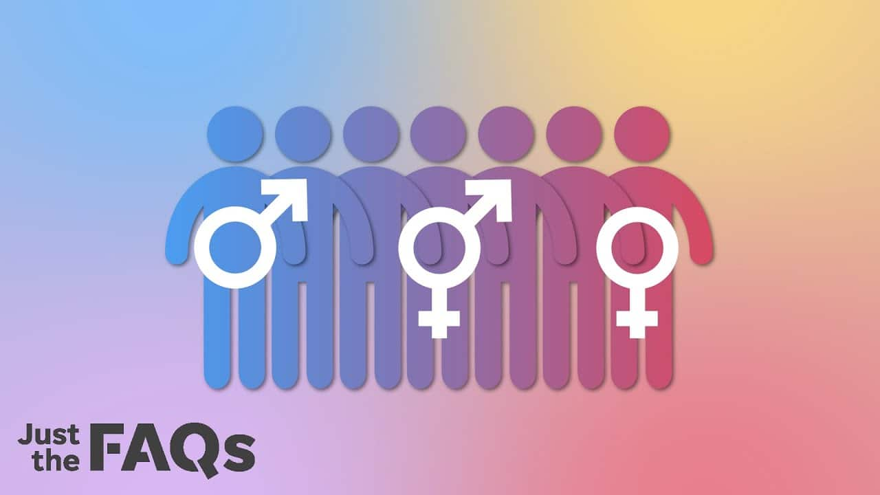 Sex and gender identity: What it means to be intersex, nonbinary   Just the FAQs 1