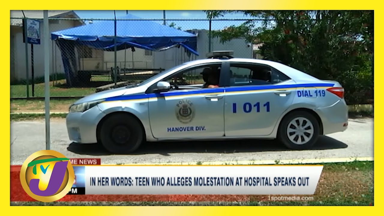 Teen Who Alleges Sexual Assault at Hospital Speaks Out   TVJ News - May 25 2021 1