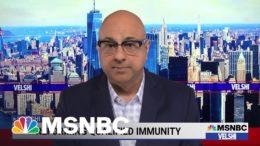Velshi: Reforming Qualified Immunity | MSNBC 9