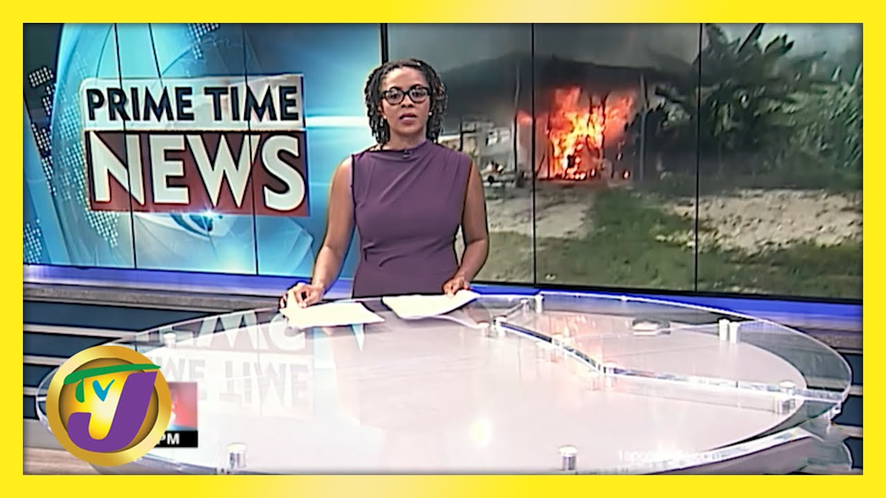 Jamaican Woman who was set on Fire Seeking Help Overseas | TVJ News - May 25 2021 1