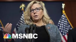 Could Liz Cheney End Up As The GOP's Obi-Wan Kenobi? | The 11th Hour | MSNBC 5