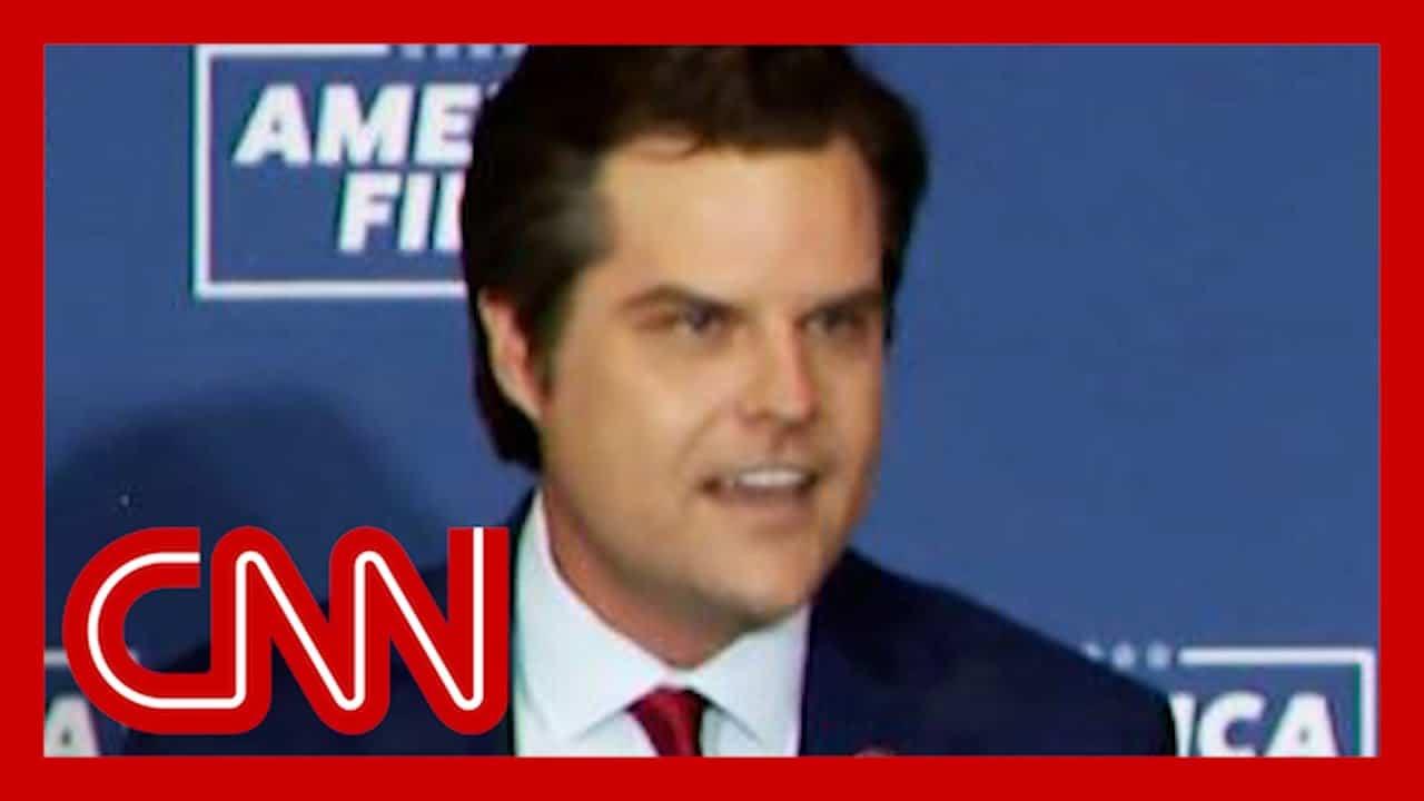 Matt Gaetz attacks Paul Ryan ahead of speech 1