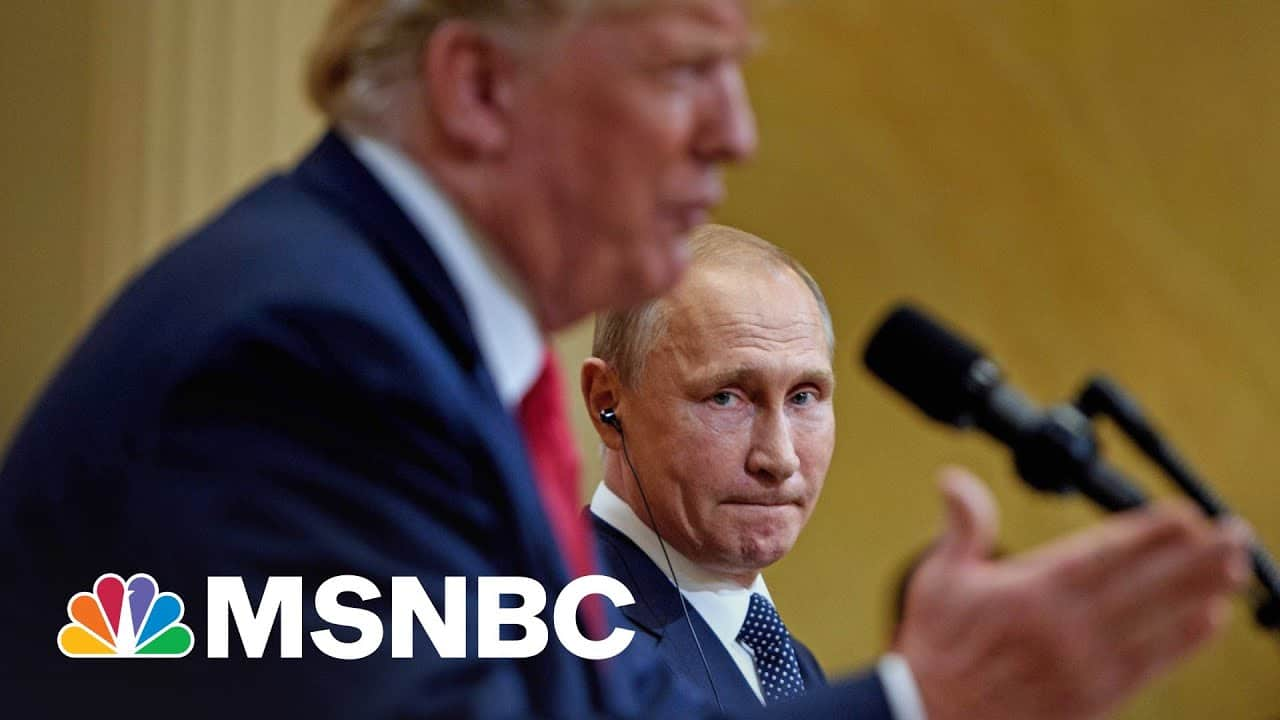 How Trump's Big Election Lie Really Helps Vladimir Putin 1