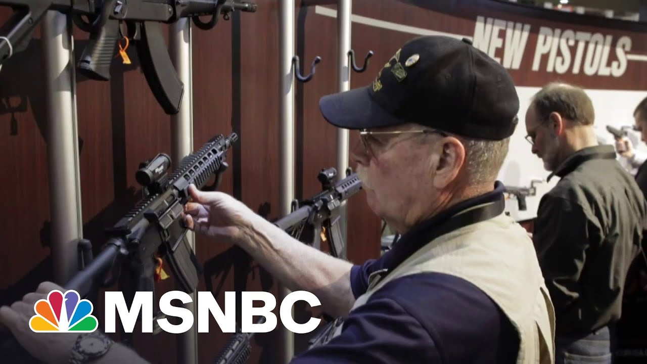 Sens. Murphy And Cornyn Discussing Measure On Background Checks | MSNBC 7