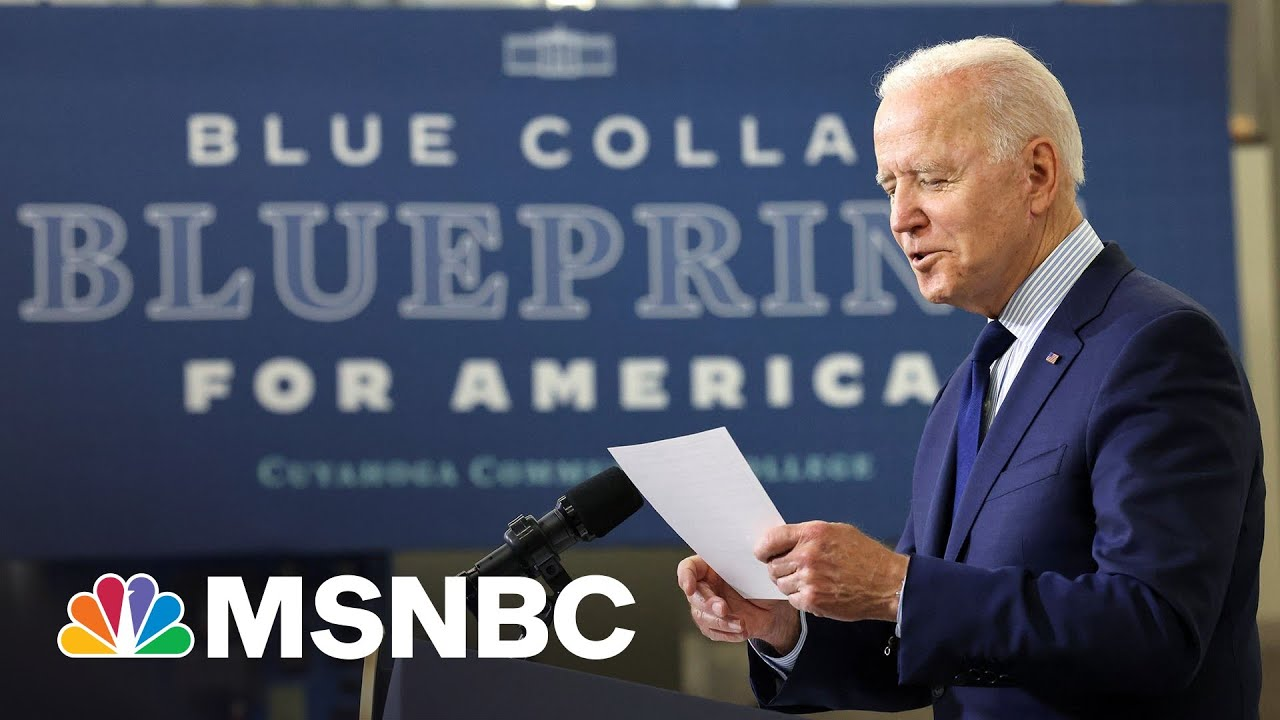 Biden Calls Out GOP Who Touted Relief Plan, But Voted Against It 1