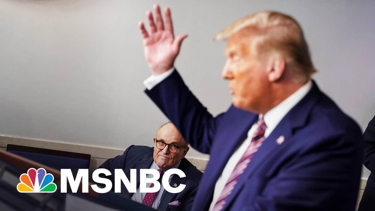 Trump Criminal Probe Investigation: What's The Latest? 6