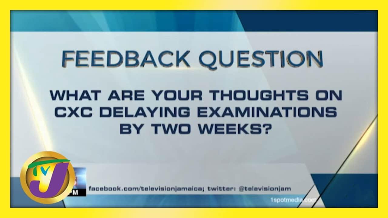 Feedback Question   TVJ News - May 26 2021 1
