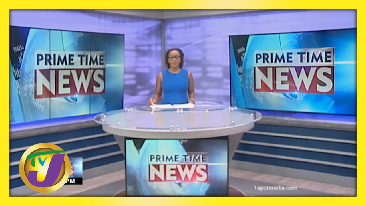 Jamaican News Headlines   TVJ News - May 26 2021 1