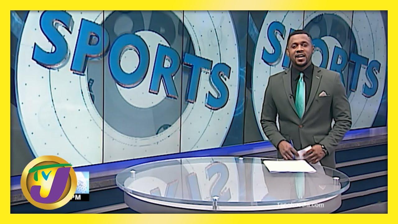 Jamaican Sports News Headlines - May 26 2021 1