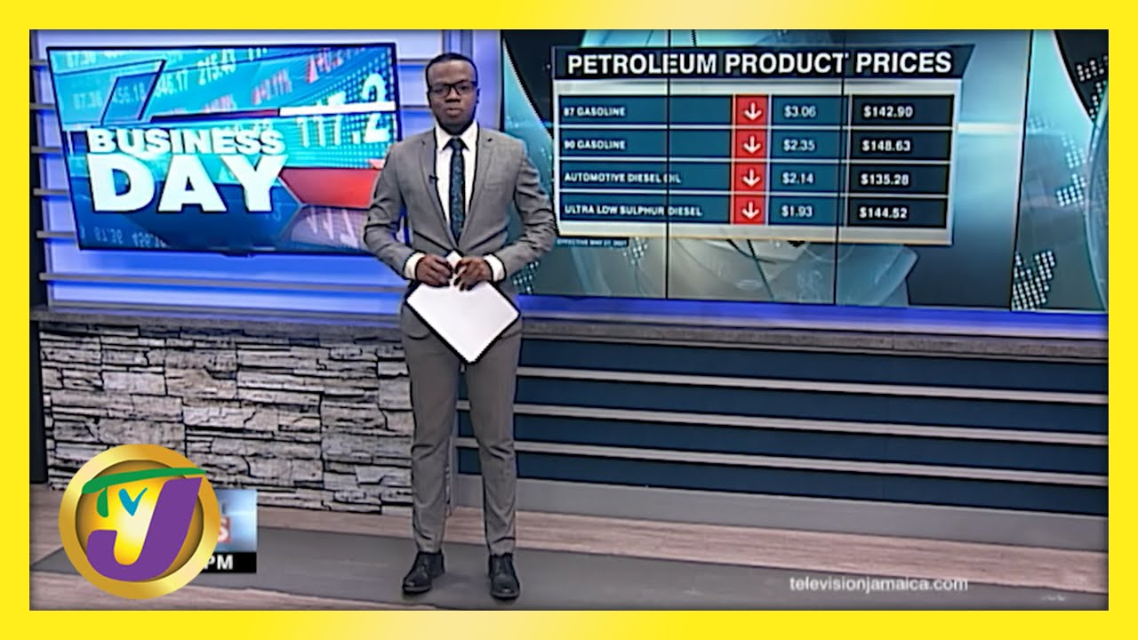 Lower Gas Prices   TVJ Business Day - May 26 2021 1