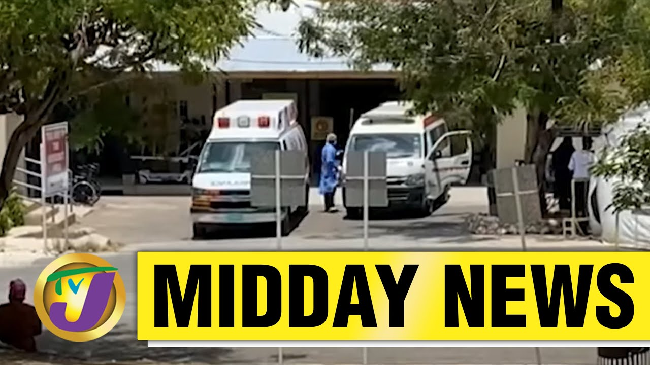 Left for Dead Jamaica's Dialysis Patients on Long Waiting List | TVJ News - May 27 2021 1