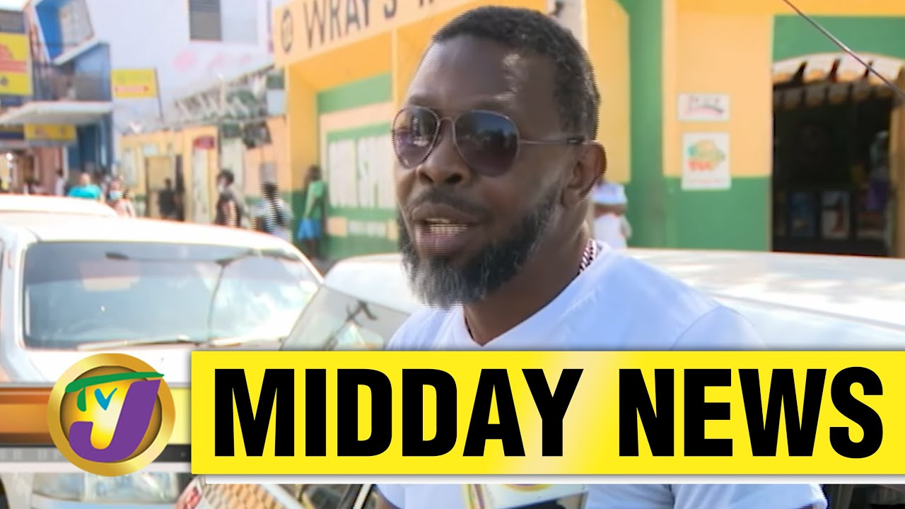 79 New Covid Cases | Jamaica's Taxi Operators Reaction to No Fare Increase | TVJ News - May 27 2021 1