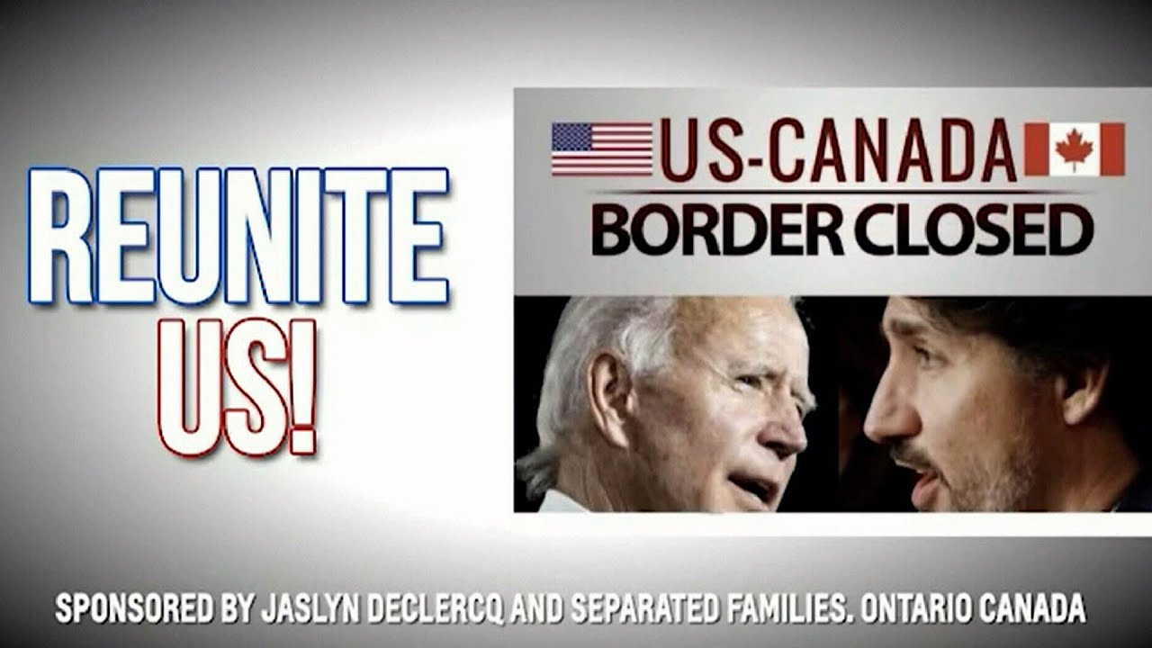 U.S.-style attack ads target Justin Trudeau, demand Canada reopen border | COVID-19 1