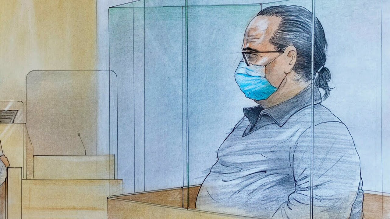 Judge tells killer he'll 'never be seen in public again' while sentencing him for murders in Oshawa 1