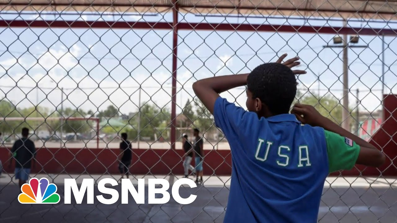 'It's An Important Beginning': Four Migrant Families To Be Reunited This Week | Morning Joe | MSNBC 6
