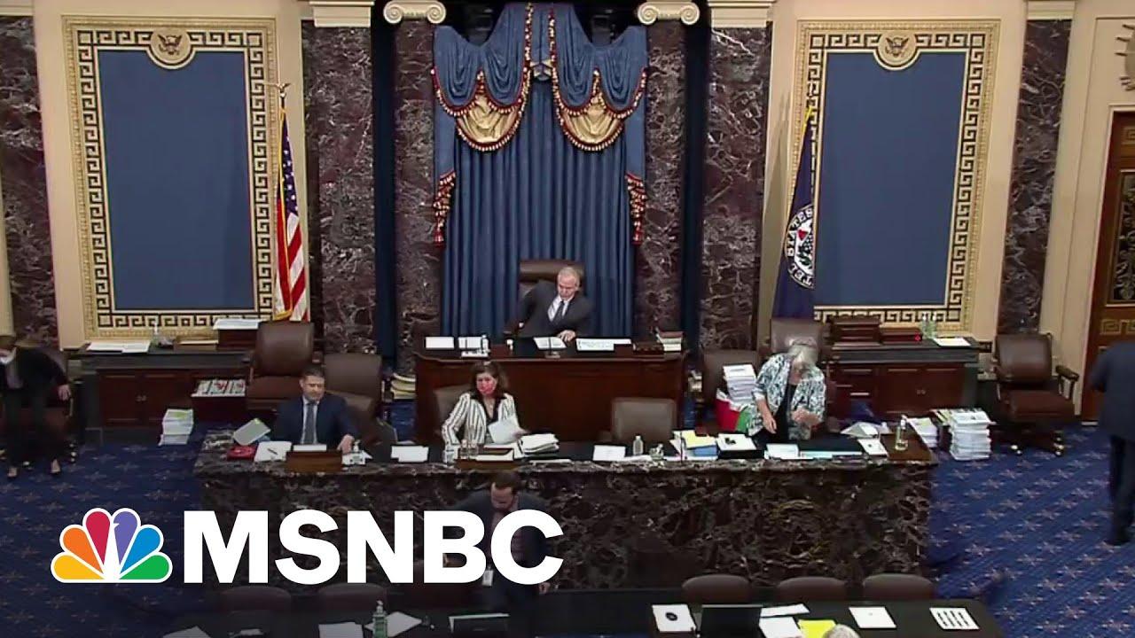 Senate GOP Poised To Block January 6 commission | MSNBC 1