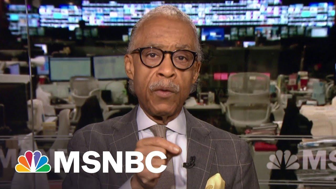Rev. Al Sharpton: The Bad Police Need To Face Federal Law | Morning Joe | MSNBC 7