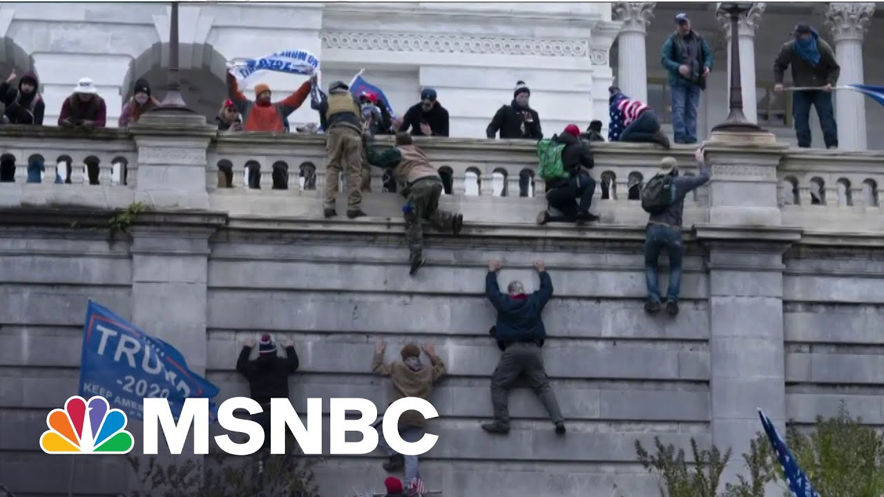 What Happens Next For An Investigation Into Jan. 6 Capitol Attack 1