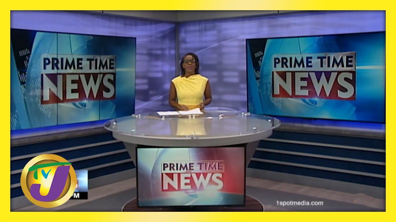 Jamaican News Headlines | TVJ News - May 27 2021 1