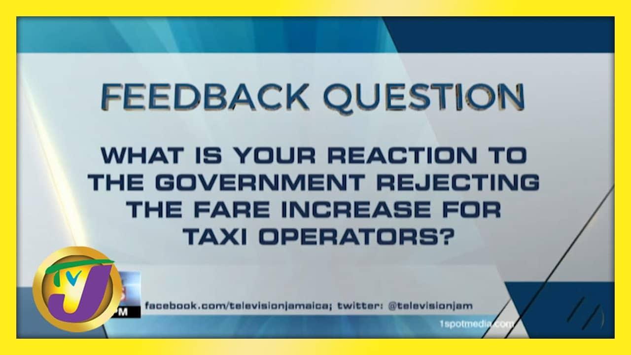 Feedback Question | TVJ News - May 27 2021 1