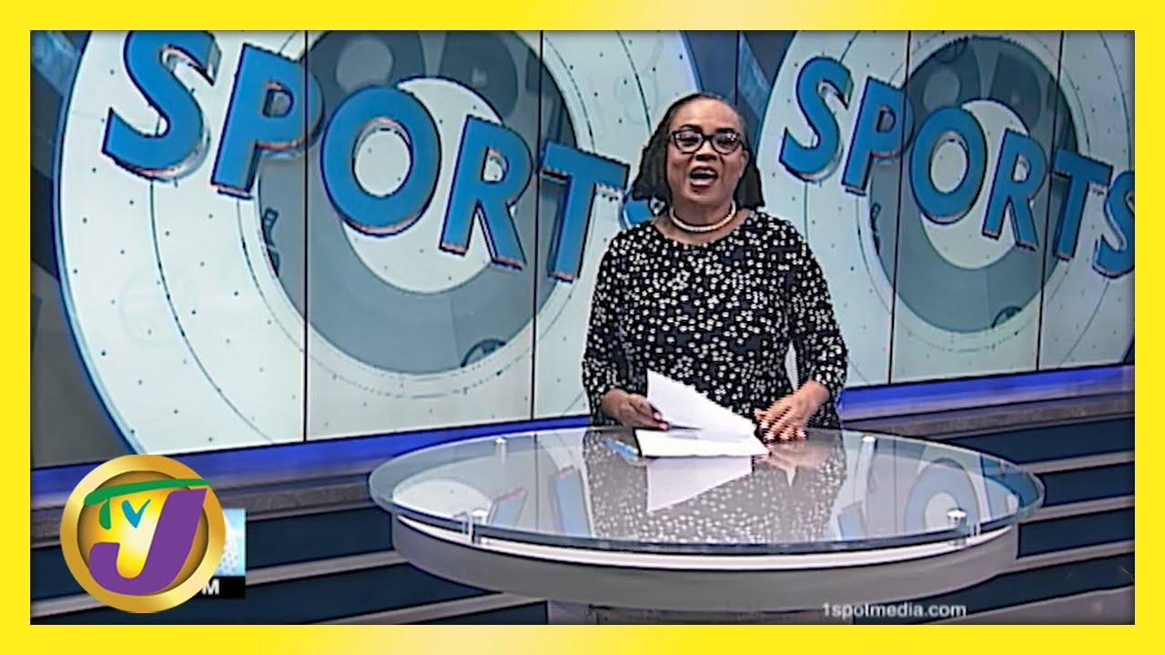 Jamaican Sports News Headlines - May 27 2021 1