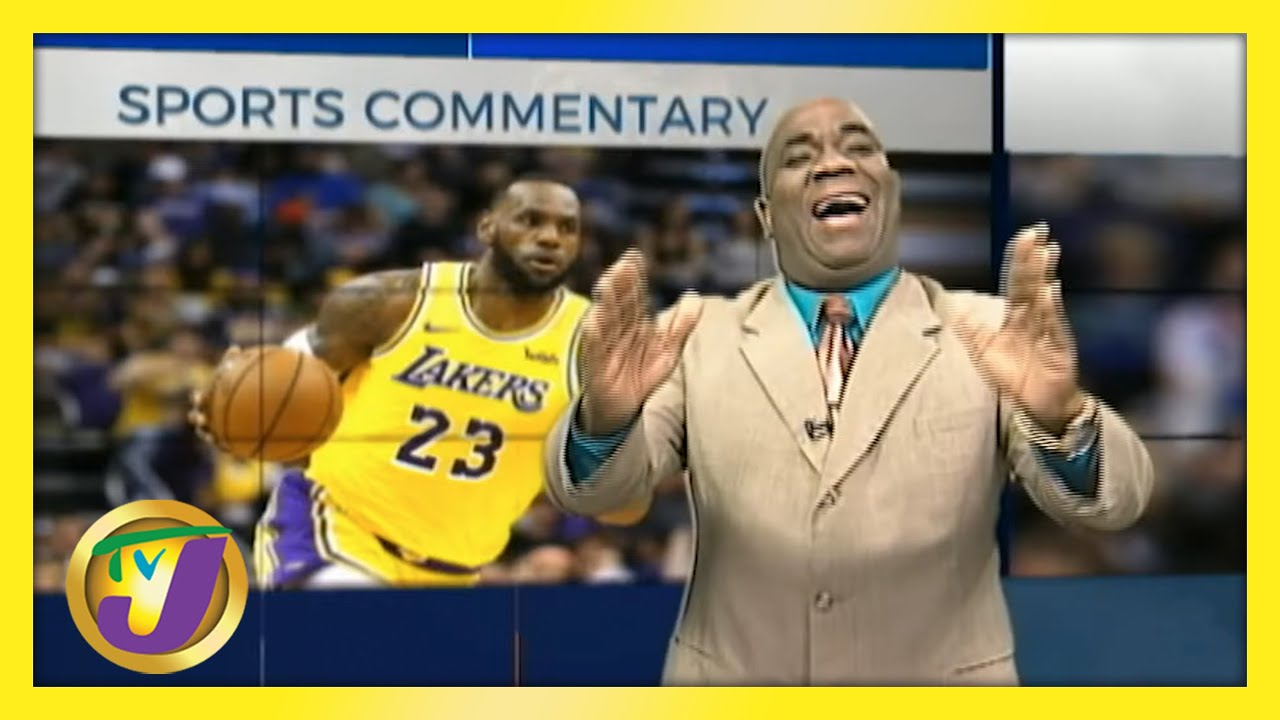 TVJ Sports Commentary - May 27 2021 1