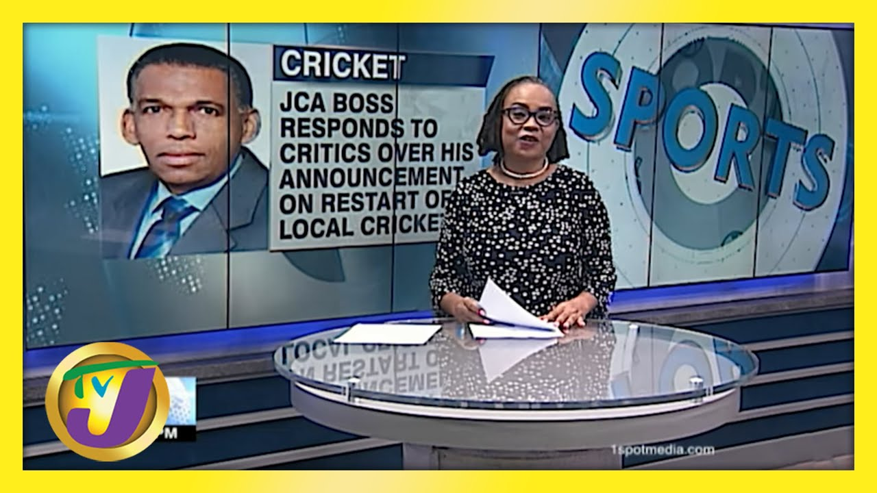 JCA Defends Decision to Delay Return of Cricket - May 27 2021 1