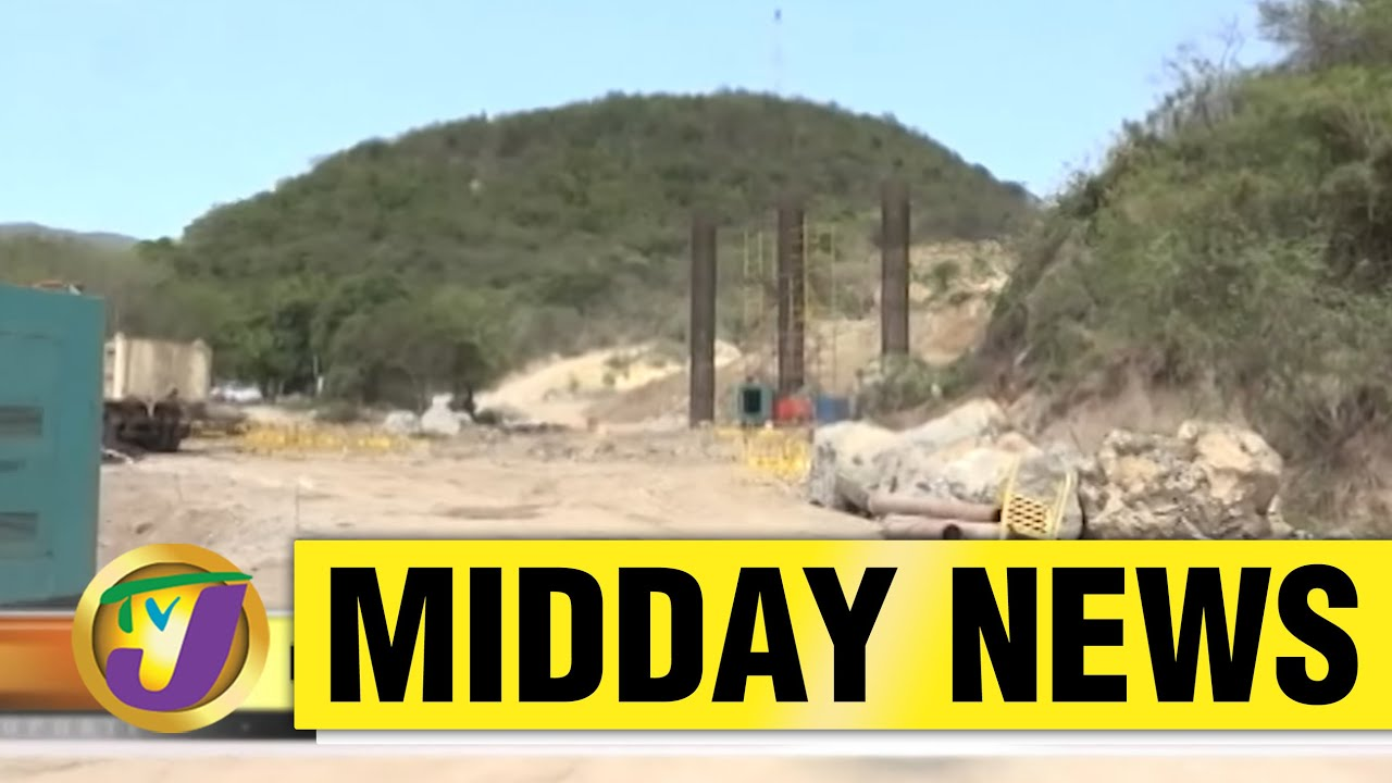 Illegal Dumping Increasing Cost to Build Jamaican Highway | TVJ News - May 28 2021 1