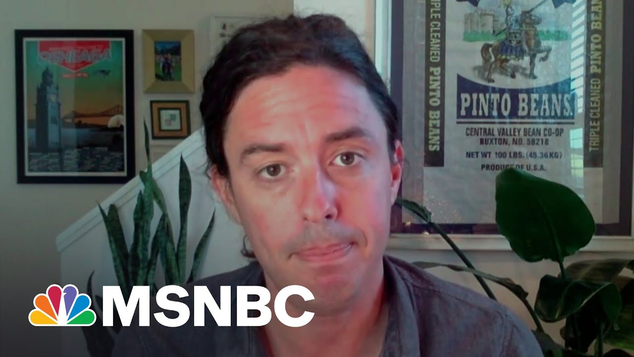 Tim Miller Says Rep. Liz Cheney 'Doesn't Have A Home' In Republican Party   Stephanie Ruhle   MSNBC 4